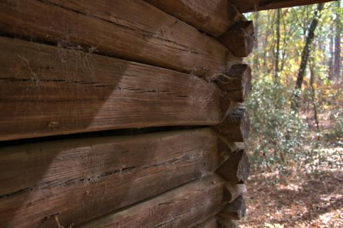 john-rountree-house-log-detail-photograph-copyright-brian-brown-vanishing-south-georgia-usa-2016