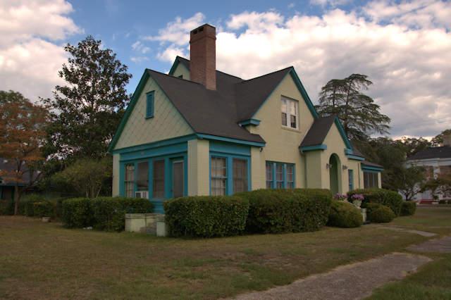 South Georgia Houses Vanishing South Georgia Photographs