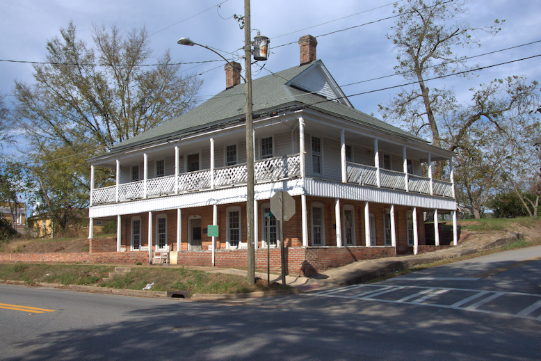 This Tavern Is Illustrated In John Linleyu0027s The Architecture Of Middle  Georgia: The Oconee Area And Though Iu0027ve Traveled Through Wrightsville  Often In The ...