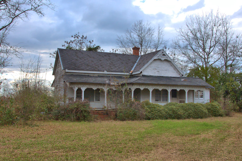 Folk Victorian Farmhouse 1903 Hartsfield