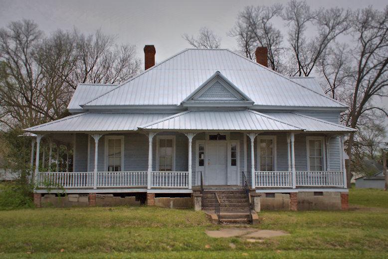 South Georgia Folk Victorian Architecture Vanishing South Georgia
