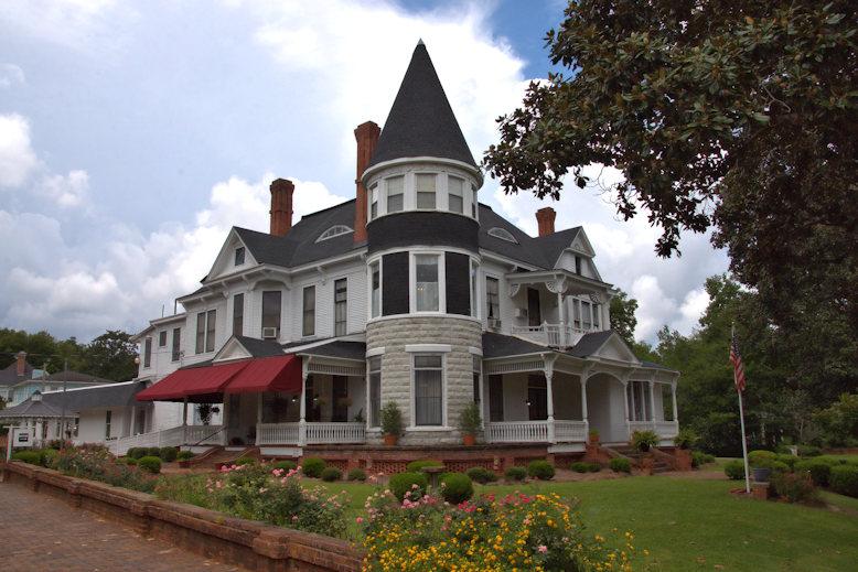 Uriah B Harrold House 1893 Americus Vanishing South