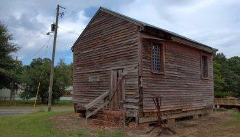 Mt  Vernon Baptist Church, Randolph County | Vanishing South Georgia